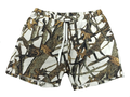 White Camo Pajama Bottom Sleep Shorts