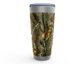 Camo Tumbler Stainless Steel Tim Mossy Oak