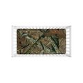 Camo Crib Sheet For Baby Bed Hunting Pattern Lining