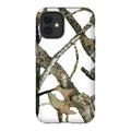 White Camo Phone Case
