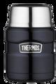 Hộp đựng thức ăn giữ nhiệt Thermos Stainless King Food Jar, Midnight Blue - 480ml