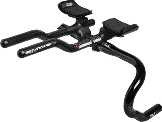 Shimano PRO Synop Carbon Clip-on TT Bars