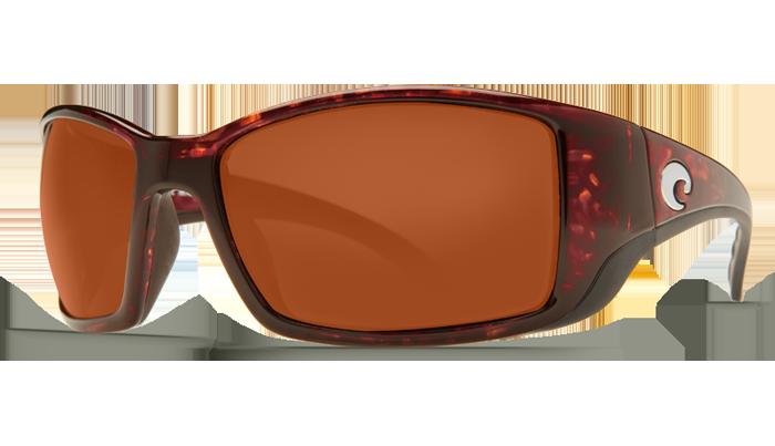 d068b2b58d7 Costa Del Mar™ Polarized 580G Sunglasses  Blackfin in Tortoise ...