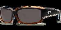 Costa Del Mar™ Polarized 580P Sunglasses: Caballito in Coconut Fade & Grey Lens