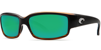 Costa Del Mar™ Polarized 580G Sunglasses: Caballito in Coconut Fade & Green Mirror Lens