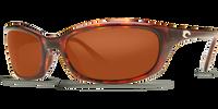 Costa Del Mar Harpoon 580G Polarized Sunglasses in Tortoise with Copper Lens