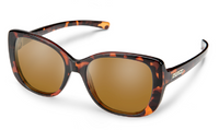 Suncloud Beyond Women's Polarized Sunglasses Oversized Butterfly 4 Color Options