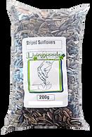 Striped Sunflower Microgreens Seeds - 200g