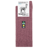 Humphrey Law Alpaca Health Sock Old Rose 01C