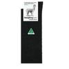 Humphrey Law Baby Alpaca Health Sock Black 05C