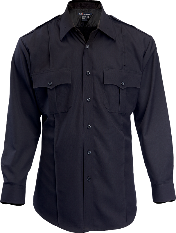 2a3ec425c 5.11 PD Women's L/S Shirt - Meyers Uniforms