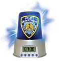 NYPD Alarm Clock