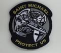 Saint Michael Velcro Patch
