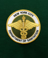 DSNY NEW Small Shoulder Patch