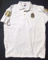 NEW SUPERINTENDENT WHITE POLO