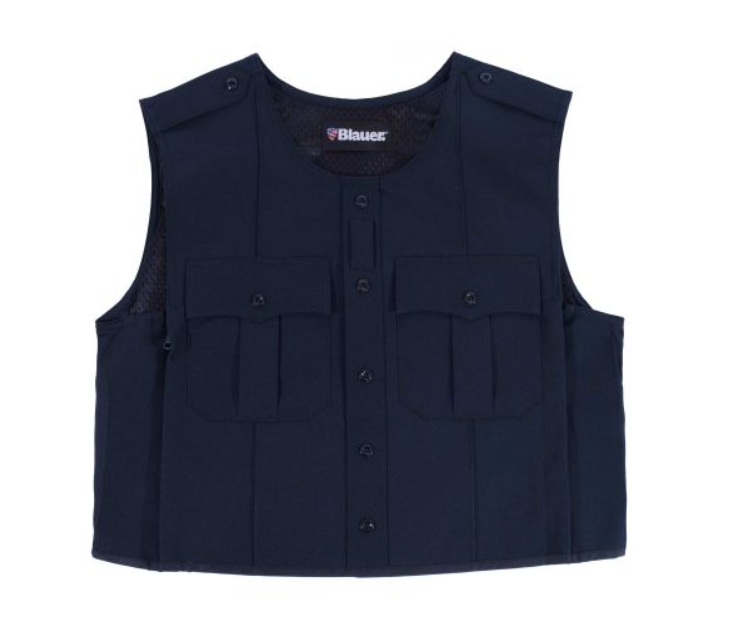 f844622db NYPD APPROVED VEST CARRIER FOR PATROL. BLAUER POLYESTER ARMORSKIN®