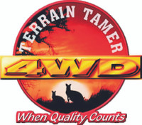 Terrain Tamer Sticker - Medium
