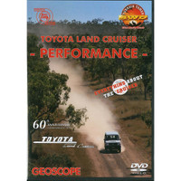 LandCruiser 60 Years DVD
