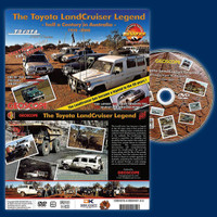 LandCruiser 50 Years DVD