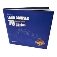 Toyota Land Cruiser 70 Series - The World's Workhorse by Takeshi Namba