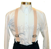 Under Garment Suspenders -- Plastic Clips