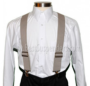 Work Suspenders Khaki