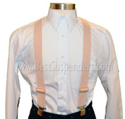 Under Garment Suspenders -- Metal Clips