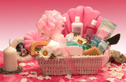 Lovely Diva Spa Gift Basket for Women