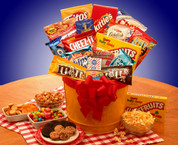 Ready Set Munch Snack Basket