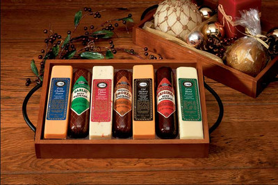 Meats & Cheeses Tray Gift