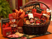 Grand Thank You Gift Basket