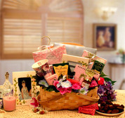 A Special Woman Gift Basket