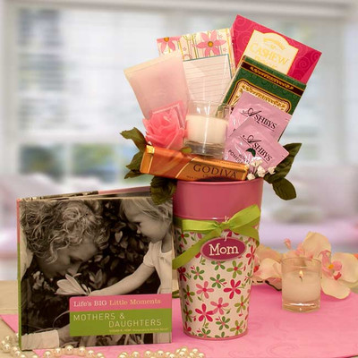 Mother And Daughter Moments Gift