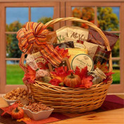 Fall Colors Gift Basket