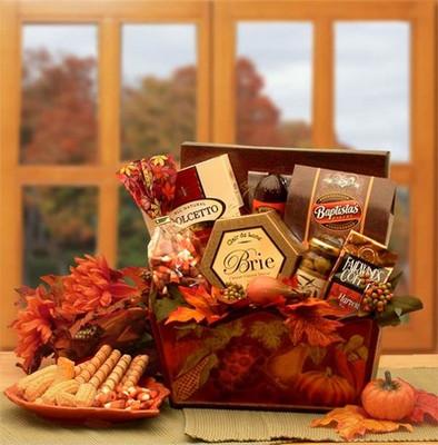 Gourmet Autumn Gift Tray