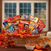 Fall Snack Gift Basket