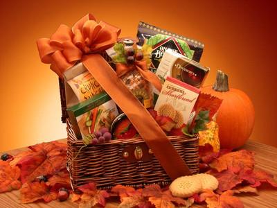 Autumn Gift Chest