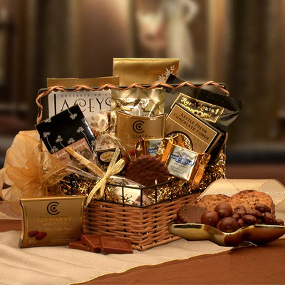 Chocolate Gems Gift Basket