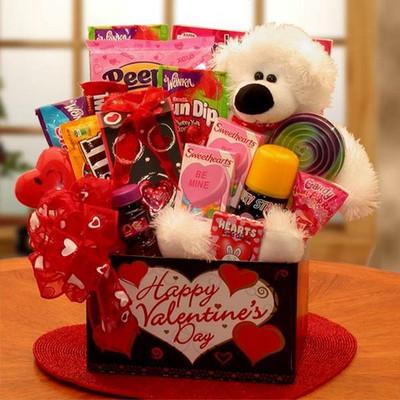 Kids Bear Hug Valentine Gift