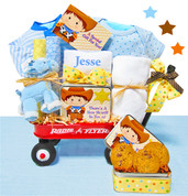 Western Play Baby Wagon Gift Boy