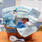 Baby Love Gift Basket - Boy