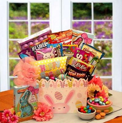 Happy Easter Treats Gift Box