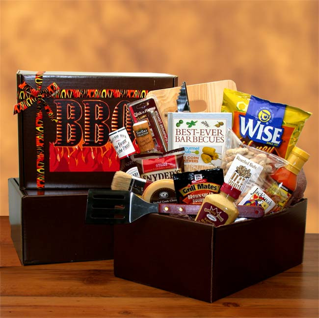 Chill and Grill Gift Box for Fathers