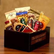 Gourmet Snack Gift Pack for Men