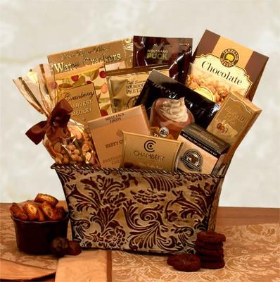 The Ritz Gourmet Gift Basket