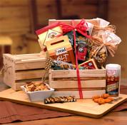 Gourmet Snack Crate For Men