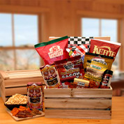 Bacon Lovers Crate Gift for Men