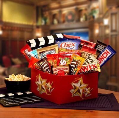 Movie Night Kids Gift Box