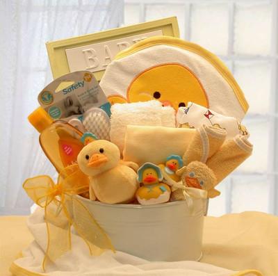 Baby Duck Gift
