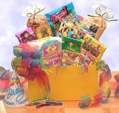 Happy Birthday Treats Gift
